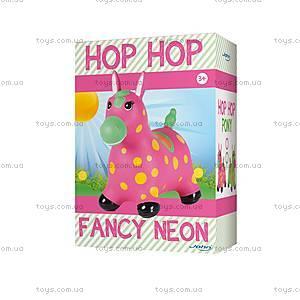 Детский прыгун «Пятнистый пони», розовый, JN59034P, купить