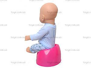 Детский пупс Baby born для девочек, 8001-10R, фото