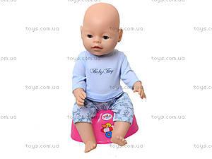 Детский пупс Baby born для девочек, 8001-10R, игрушки