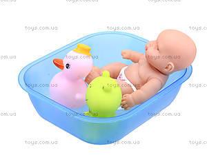 Детский пупс с игрушками, JM99-293, фото