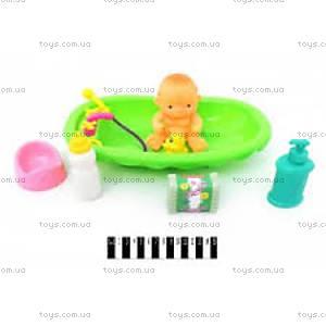 Детский пупс в ванной , 599