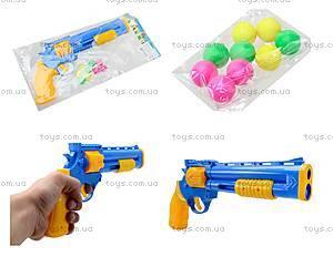 Детский пистолет с шариками, 5500-1A
