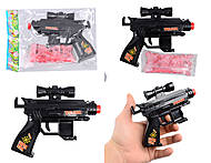 Детский пистолет с водяными пулями «Мини», 696-4, фото
