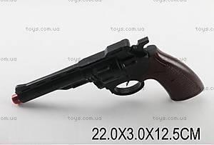 Детский пистолет-трещетка, A25