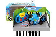 Детский радиоуправляемый мотоцикл, 06-16, фото