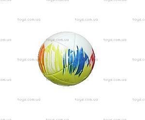 Детский разноцветный мяч для футбола, BT-FB-0137