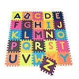 Детский развивающий коврик-пазл «ABC», BX1210Z, фото