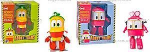 Детский робот - трансформер: мальчик, девочка, 828-34
