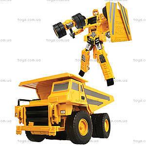 Детский робот-трансформер X-bot «Самосвал», 80050R