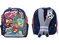 Детский рюкзак Angry Birds, ABBB-UT1-977, отзывы