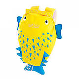 Детский рюкзак «Желтая рыбка», 0111-GB01-NP, цена