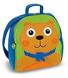 Детский рюкзак «Медвежонок-путешественник Джо», OS3000211, фото