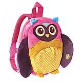 Детский рюкзак «Мой совенок Ву», OS3000612, фото