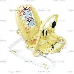 Детский шезлонг-качалка, BT-BB-0001 BEIGE