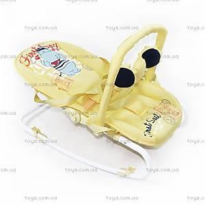 Детский шезлонг-качалка, BT-BB-0001 BEIGE, купить