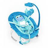Детский шезлонг-качалка (голубой), BT-BB-0002Blu, отзывы