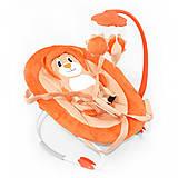 Детский шезлонг-качалка (оранжевый), BT-BB-0002 Or, фото