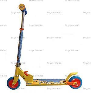 Детский скутер «Миньоны Me Folding», SV11098, фото