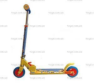 Детский скутер «Миньоны Trail Twist», SV11097, купить