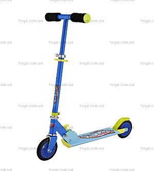 Детский скутер Vava Voom, голубой, SV10638