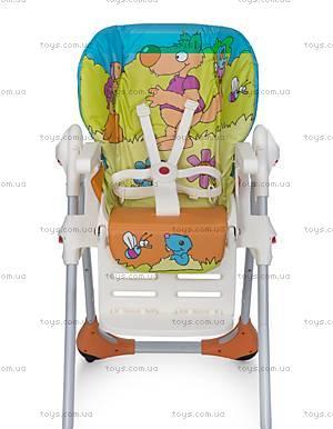 Детский стульчик для кормления Polly 2 in 1, 79065.09, детские игрушки