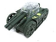 Детский танк, инерционный, 8689, купить