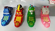 Детский телефон «Робокар Поли», 8198