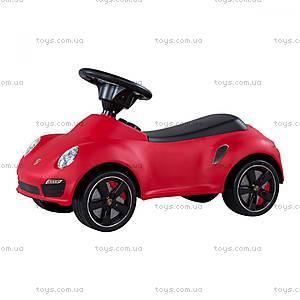 Детский толокар Porsche лицензия, красный, U-057R, купить