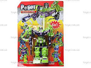 Детский трансформер «Космический герой», 8005, цена