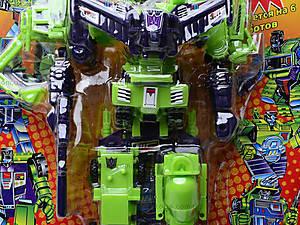 Детский трансформер «Космический герой», 8005, игрушки