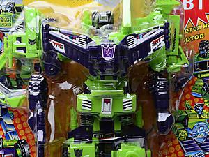 Детский трансформер «Космический герой», 8005, детские игрушки