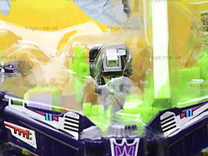 Детский трансформер «Космический герой», 8005, магазин игрушек