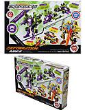 Детский трансформер-робот Warrior, 666-B, купить