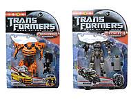 Детский трансформер Super Car, 332, детские игрушки