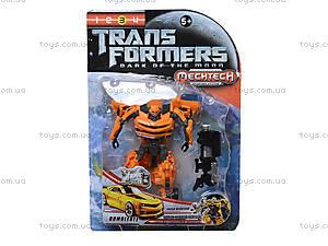 Детский трансформер Super Car, 332, toys