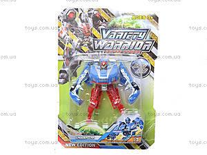 Детский трансформер Super Power, DA609, игрушки