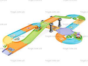 Детский трек Friends on the move с мостом, 54021, фото