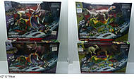 Детский трек с динозавром и машинками, CM558-2232, купить