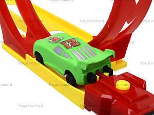Детский трек с горками, 2263, игрушки