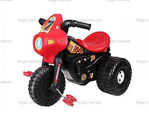 Детский трехколесный велосипед «Трицикл», 4159