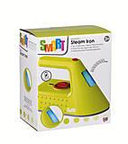 Детский утюг Smart, 1684060, интернет магазин22 игрушки Украина
