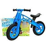Детский велобег EVA Cross Bike Kinder Way, 11-016, фото