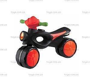 Детский велобег Sport, красно-черный, U-056 R/B