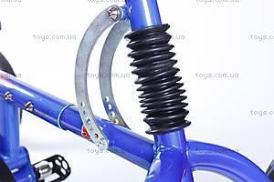 Детский велокарт Unix, синий, Unix Kart-01(blue), фото
