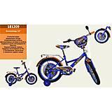 Детский велосипед 12 дюймов Hot Wheels, 181209, детские игрушки