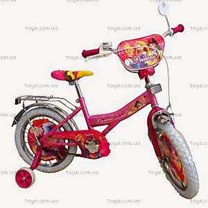 Детский велосипед 2-х колесный Princess, 141411