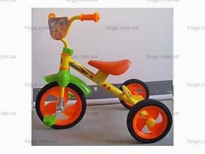 Детский велосипед Combi Trike, BT-CT-0009 YELLOW