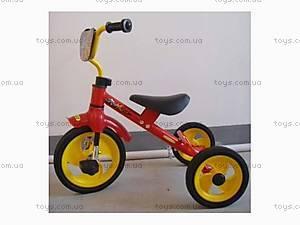 Детский велосипед Combi Trike, красный, BT-CT-0009 RED