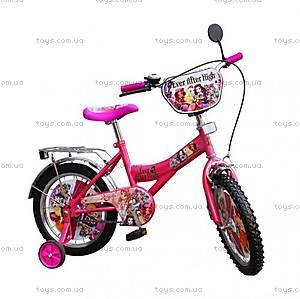 Детский велосипед двухколесный со звонком, 151614