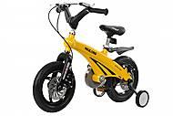 Детский велосипед Miqilong GN Желтый 12` , MQL-GN12-Yellow, отзывы